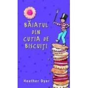 Baiatul din cutia de biscuiti - Heather Dyer