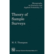 Theory of Sample Surveys by Michael Thompson