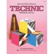 Bastien Piano Basics - Technic (Primer Level) by Bastien James