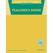 Content Area Readers: Teacher's Book with CD by Dorothy Kauffman