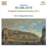 D. Scarlatti - Complete Keyboard Sonat.1 (0730099406123) (1 CD)