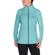 VAUDE Lory Giacca Donne turchese 44 Giacche in pile