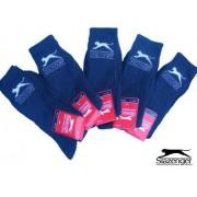 Slazenger 5 Pack Crew ponožky Junior 1-6
