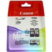 Комплект касети с мастило CANON PG-510 / CL-511 BOX