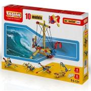 Engino 1020 - Set 10 Modelli Costruzioni