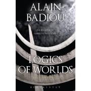 Logics of Worlds by Alain Badiou