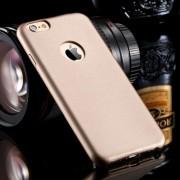 Луксозен Тънък Кожен Гръб Със Силикон TPU Leather За IPhone 5-5c-5s