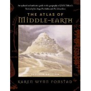 The Atlas of Middle Earth by Karen Wynn Fonstad