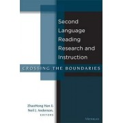 Second Language Reading Research and Instruction by Zhaohong Han