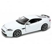 Bburago modelauto Jaguar XKR-S wit
