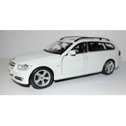 BMW Serie 3 3 E90 Familiar Touring Blanco 2005 1/24 Bburago Burago Coche a escala Modelo Auto