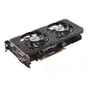 XFX R7 360 Scheda Video, 2GB DD, Nero