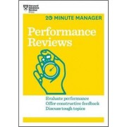 Performance Reviews (HBR 20-Minute Manager Series) by Harvard Business Review