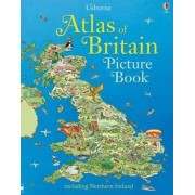 Atlas of Britain Picture Book by Fiona Patchett