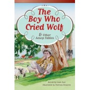 The Boy Who Cried Wolf and Other Aesop Fables by Leah Osei