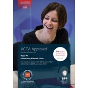 ACCA P1 Governance, Risk and Ethics by BPP Learning Media