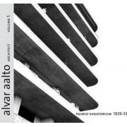 Alvar Aalto: Architect 1 by Teppo Jokinen
