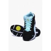 Puma Evader Mid Geo Wn S Black Running Shoes(Black)