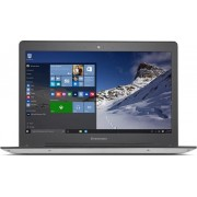 "Laptop Lenovo IdeaPad 500S-14 (Procesor Intel® Core™ i3-6100U (3M Cache, 2.30 GHz), Skylake, 14""FHD, 8GB, 256GB SSD, Intel HD Graphics 520, Win10 Home 64, Argintiu)"