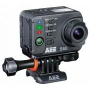 """AEE S60 Actioncam + TFT monitor 2.0"""" + accesorii"""