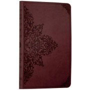 Holy Bible: English Standard Version (ESV) Anglicised Chestnut Ornamental Thinline edition by Collins Anglicised ESV Bibles