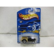 2001 First Editions #35 Of 36 Morris Wagon In Black Diecast 1:64 Scale Collector #47 By Hot Wheels by diecast 164 scale