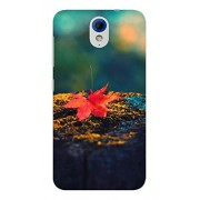 HTC Desire 620G Printed Back Cover UV (Soft Back) By DRaX®