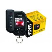 Viper 5906 - Alarma auto cu pornirea motorului din telecomandă