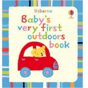 Baby's Very First Outdoors Book by Jenny Tyler