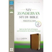 NIV Zondervan Study Bible, Personal Size by D. A. Carson