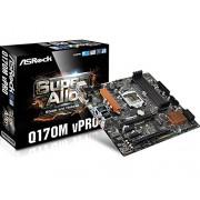 ASRock-Scheda madre mATX Intel VPro Q170M Q170 DDR4 Scheda madre