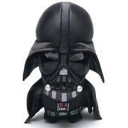 Collectible Star Wars Darth Vader Talking Plush Toy Figure