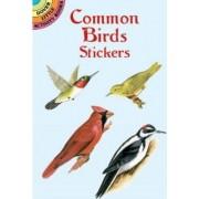 Common Birds Stickers by Jan Sovak