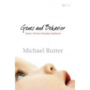 Genes and Behavior by Sir Michael Rutter