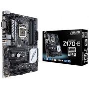 Asus-Processore Intel Z170 E Z170 S 1151 DDR4 SATAe Scheda madre ATX