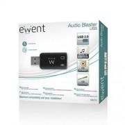 Ewent Tarjeta de Sonido 5.1 USB