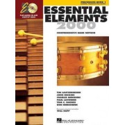 Essential Elements for Band - Percussion/Keyboard Percussion Book 1 with Eei by Hal Leonard Corp
