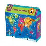 Around the World: 63 Pieces