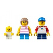 LEGO Town City Fun in the Park Minifigures - Baby