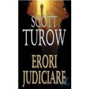 Erori judiciare - Scott Turow