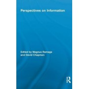 Perspectives on Information by Magnus Ramage