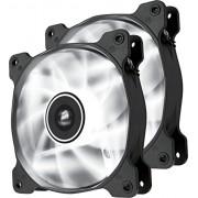 Corsair Air Series SP120 LED Twin Pack PC Case Fan (White)
