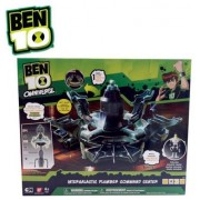 Ben 10 Omniverse Intergalactic Plumber Command Center section 3 - with Exclusive Figure