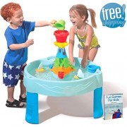 Water Activity Table For Toddlers Outdoor Naturally Playful Play Seas Splash Water Seaway Set For Kids Home And Garden Play Beach Toy Games Outward Playfort Child Backyard And eBook By NAKSHOP