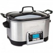 Multicooker electric CrockPot CSC024, 5,6 Litri, Digital