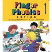 Finger Phonics: Book 1 by Susan M. Lloyd