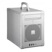 Carcasa Lian Li PC-TU200A Mini-ITX Cube Silver