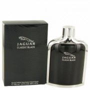 Jaguar Classic Black For Men By Jaguar Eau De Toilette Spray 3.4 Oz