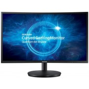 "Monitor Gaming VA LED Samsung 23.5"" C24FG70FQ, Full HD (1920 x 1080), HDMI, DisplayPort, 1 ms, 144 Hz (Negru)"