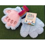 Tickle Monster Mitts by Josie Bissett
